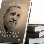 Cumhurbaşkanı Erdoğan, dünya liderlerine kitabını takdim edecek