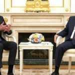 Esed'i Kremlin'de ağırlayan Putin'den dikkat çeken sözler! Türkiye'ye ne demek istiyor?