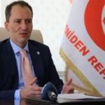 Fatih Erbakan'dan cumhurbaşkanlığı adaylığı açıklaması