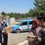 """Gaziantep'te """"Anneye Süt Bebeğe Can"""" ile 57 bin anne adayına ulaşıldı"""