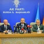 Bakan Gül: Diğerleri karar kara düşünsün, Cumhur İttifakı'nın kararı nettir