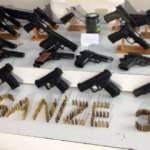 İstanbul merkezli 3 ilde silah kaçakçılarına operasyon: 23 gözaltı