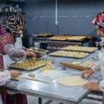 Kadınlar azmetti, Sivas'ın Akıncılar ilçesi pastaneye kavuştu