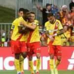 Lens son şampiyon Lille'i tek golle geçti