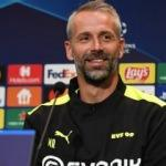 Marco Rose: İlk 20 dakika Beşiktaş baskın oynadı