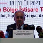 MHP'li Kalaycı: HDP kime onay verirse cumhurbaşkanı adayları o olacak