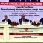 MHP'li Mustafa Kalaycı: Türkiye'de iktidar ruhsatını büyük Türk milleti vermektedir