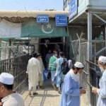 Pakistan-Afganistan arasındaki sınırında yaya geçişleri tekrar başladı