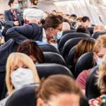 Uçakta COVID-19'un bulaşma riski açıklandı
