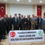 Yerli ve yabancı ozanlar Kahramanmaraş'ta atıştı