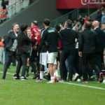 Beşiktaş-Adana Demirspor maçının ardından ceza yağdı!