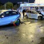 Son dakika haberi! Ankara'da 7 araç birbirine girdi: 2 yaralı
