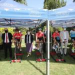 Avrupa Hareketlilik Haftası çerçevesinde yüzlerce gence bisiklet hediye edildi