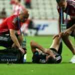 Beşiktaş'ta sakatlıkların sebebi belli oldu