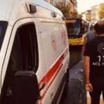 Beyoğlu'nda iş yerinde yangın: 9 kişi dumandan etkilendi
