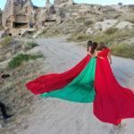 Çektiği fotoğraflarla Kapadokya'nın tanıtımına katkı sağlıyor