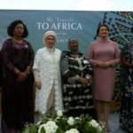 Emine Erdoğan, 'Afrika Seyahatlerim' kitabının tanıtımını New York'ta yaptı