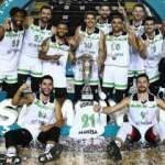 Erkekler Federasyon Kupası'nı Manisa Büyükşehir Belediyespor kazandı