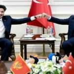 İçişleri Bakanı Soylu, Karadağ Başbakan Yardımcısı Abazovic ile görüştü