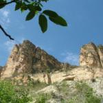 İnözü Vadisi ilk insanların yaşam sürdüğü mağaralar burada!