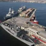 İtalyan ve İspanyol savaş gemilerinden İzmir limanına ziyaret
