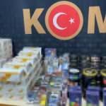 İzmir'de kaçakçılık operasyonu! 48 kilo ele geçirildi