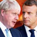 Kriz gittikçe derinleşiyor! Düşman oldular! Johnson'dan Fransa'ya zehir zemberek sözler