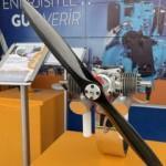 DİHA'ları uçuracak yerli motor 'Baykuş' TEKNOFEST'te