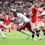 Manchester United'a evinde Aston Villa darbesi!