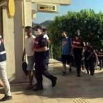 Marmaris'te meslekten ihraç FETÖ üyesi 8 eski polis tutuklandı
