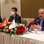 Meclis Başkanı Şentop, Kazakistan'da Türk iş adamları ile bir araya geldi