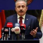 Meclis Başkanı Şentop seçim kanunu için tarih verdi