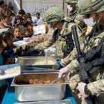 Milli Savunma Bakanlığı'ndan Barış Pınarı bölgesindeki ihtiyaç sahiplerine yardım