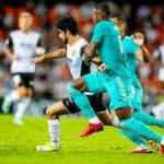 Real Madrid, Valencia'yı geriden gelip yendi
