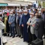 Reis'ül-Kurra Hafız Ahmet Arslanlar Hoca son yolculuğuna uğurlandı
