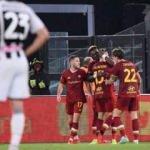 Roma, Udinese'yi tek golle geçti!