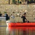Aydos Gölü'nde kaybolan kişiyi arama çalışmaları yeniden başladı