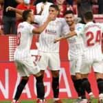 Sevilla, Valencia'yı 3-1 mağlup etti