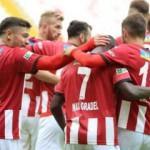 Sivasspor evindeki galibiyet hasretini 4 maçın ardından sonlandırdı