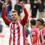 Sivasspor'un savunma oyuncusu Goutas, rakip fileleri boş geçmiyor