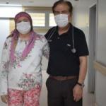 Oğullarının kına gecesinde koronavirüse yakalanan anne baba 45 gün tedavi gördü