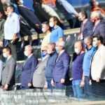 Stefan Kuntz, Başakşehir - Çaykur Rizespor maçını takip etti