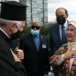 Yunan basını, Türkevi'nin açılışına katılan başpiskoposu hedef aldı
