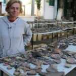7 bin yıllık Arslantepe Höyüğü'nde 2 adet çocuk iskeleti bulundu