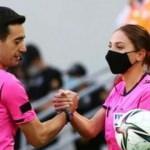 UEFA'dan Gamze Durmuş Pakkan'a görev