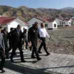 AFAD Başkanı Sezer Elazığ'da afet konutlarını inceledi