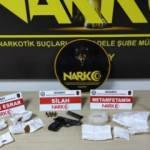Aksaray'da 'torbacı' operasyonu: 4 tutuklama
