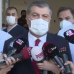 Bakan Koca'dan Oğuzhan Asiltürk'le ilgili son dakika açıklama