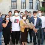 Başkan Şahin üniversitelilerle bir araya geldi