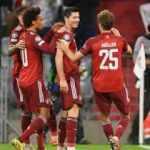 Bayern'den Dinamo Kiev'e gol yağmuru